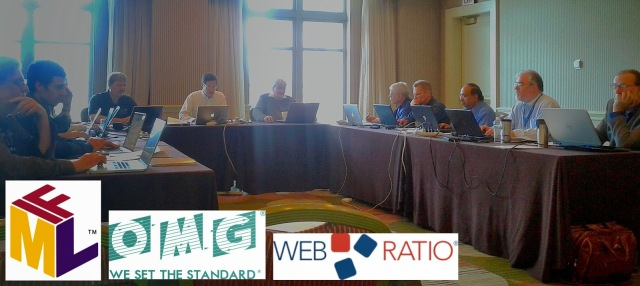 The Object Management Group (OMG) Architecture Board approves the new IFML 1.0 standard on March 2014 in Reston, VA