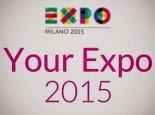 YourExpo2015 - the Instagram Photo Challenge of Expo2015 Milano